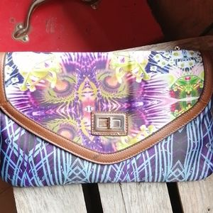 Call it spring Clutch with strap include
